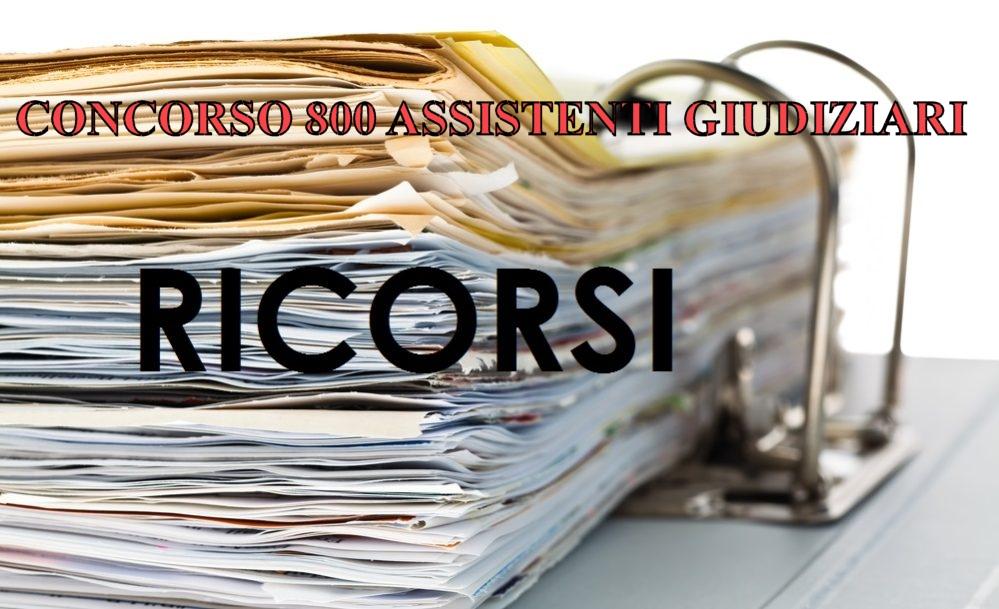 Calendario Assistenti Giudiziari.Concorso 800 Assistenti Giudiziari Le Ragioni Del Ricorso